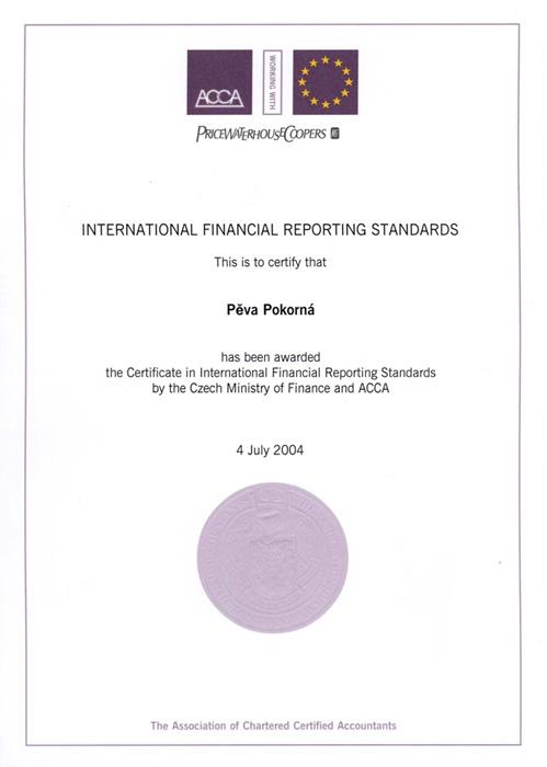 individual certificates